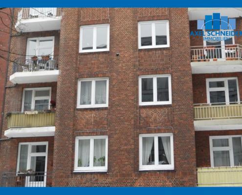Dorotheenstrasse 93, Hamburg Winterhude, verwaltet durch Axel Schneider Immobilien