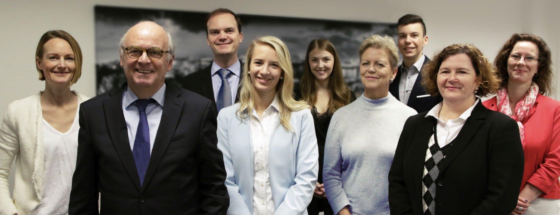 Team von Axel Schneider Immobilien und Woerle & Heinicke - Hausverwalter und Immobilienmakler aus Hamburg