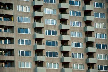 Wohnhausansicht, Hausverwaltung und Immobilienmakler Axel Schneider Immobilien in Hamburg