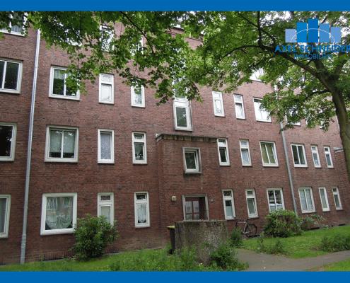 Hausansicht Sievekingsallee 50, verwaltet von der Hausverwaltung Axel Schneider Immobilien aus Hamburg