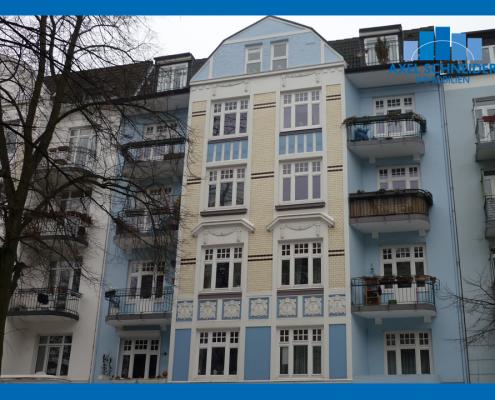 Flotowstraße 3 in Barmbek Süd, Hamburg von der Hausverwaltung Woerle & Heinicke