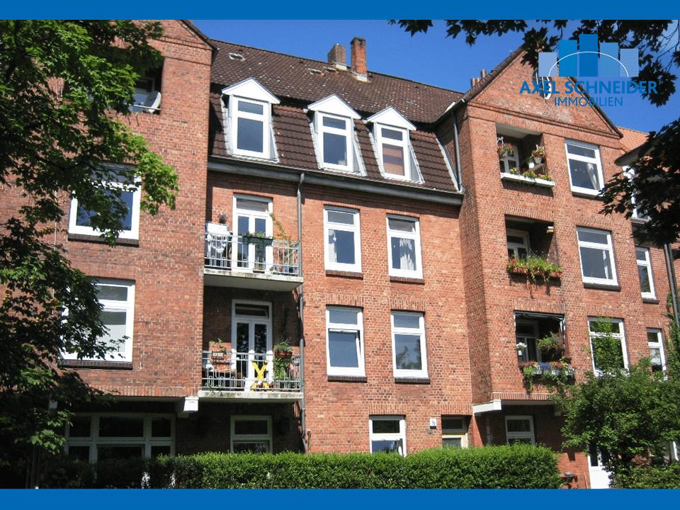 Spieringstraße 16/18 in Hamburg Bergedorf, verwaltet durch Axel Schneider Immobilien
