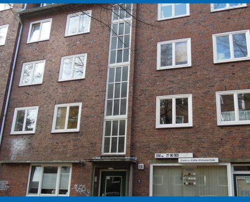 Glindweg 15, Hamburg Winterhude, verwaltet von der Hausverwaltung Axel Schneider Immobilien