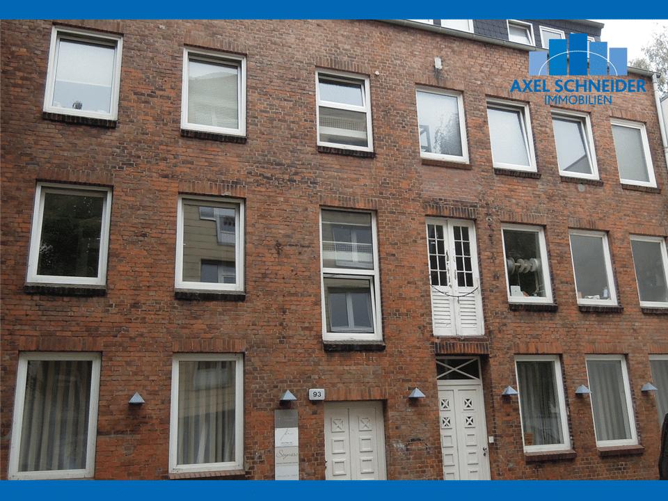 Dorotheenstraße 93a in Hamburg Winterhude