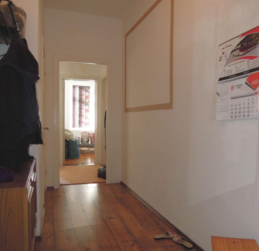 Kapitalanlage in Form eines Mehrfamilienhause, zentral in Harburg gelegen - 3.OG - Flur