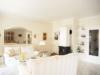 Sehr gepflegtes Einfamilienhaus in Poppenbüttel zum Kauf - Wohnzimmer mit Kamin