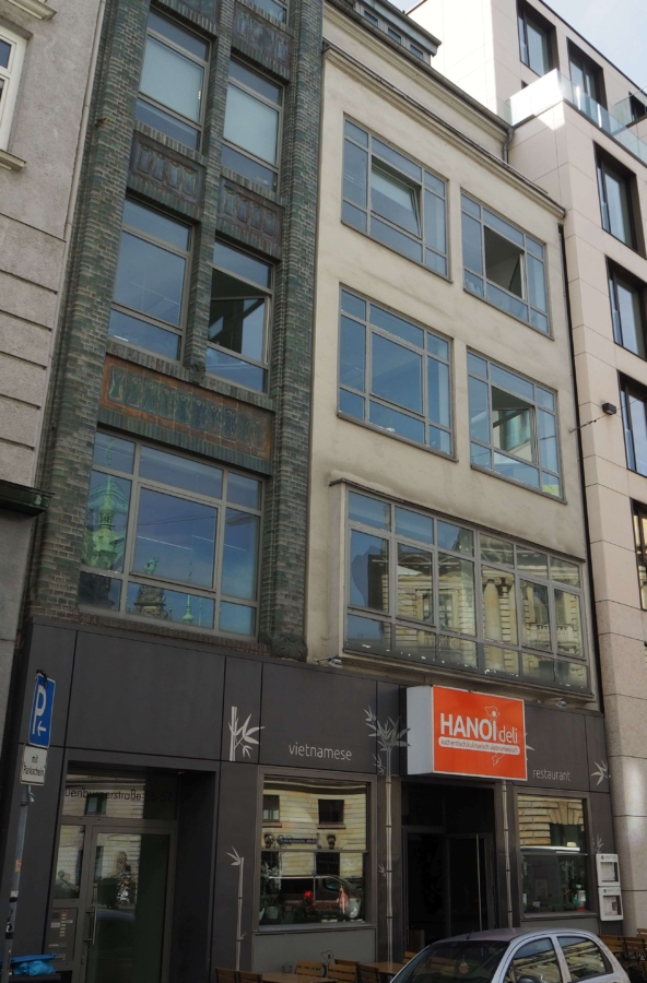 Ladenfläche zwischen Mönkebergstraße und Großer Burstah über 2 Etagen - Schauenburgerstraße 55