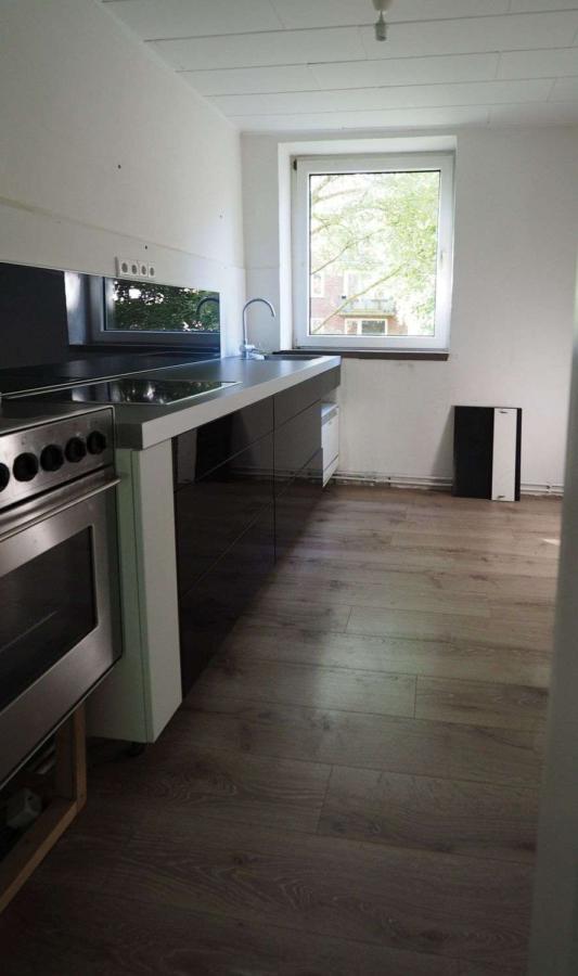 Freie 2 1/2-Zimmer-Wohnung am Eppendorfer Weg beim Generalsviertel - Küche