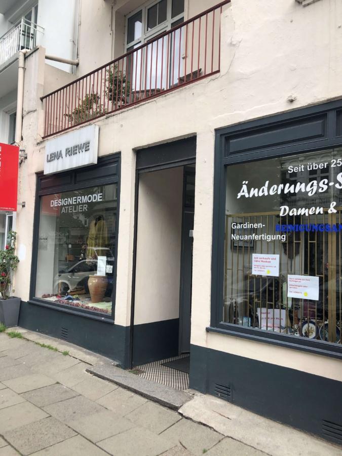 Ladenfläche in Uhlenhorst zu mieten - Hausansicht