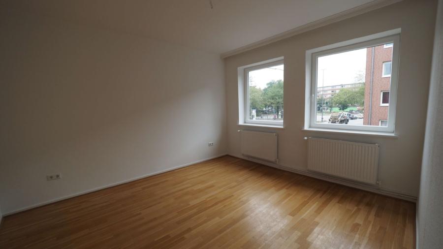 Courtagefrei - Mehrfamilienhaus in zentraler Lage von Eimsbüttel zu kaufen - 1. OG links Schlafzimmer