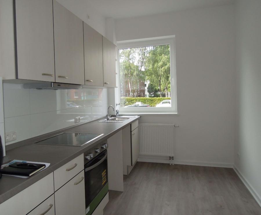 Courtagefrei - Mehrfamilienhaus in zentraler Lage von Eimsbüttel zu kaufen - EG rechts Küche