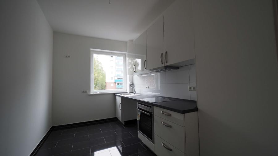Courtagefrei - Mehrfamilienhaus in zentraler Lage von Eimsbüttel zu kaufen - 1. OG links Küche